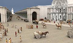 Leptis Magna reconstitution
