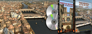 Paris au Moyen Age DVD